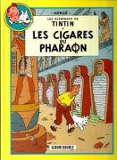 Tintin_Cigares du pharaon